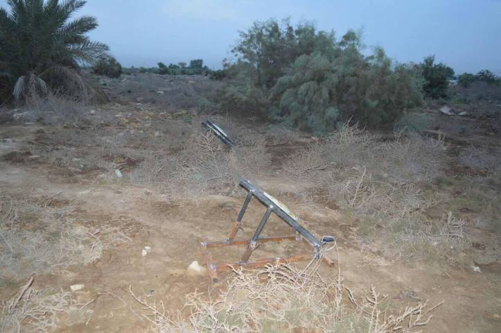 he 54th Brigade has seized 10 Rockets ready to launch in Al Bakrea area 2 (2)