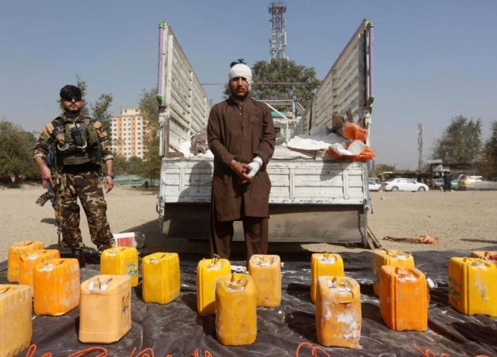 Afghan Police Stop Truck Filled With Explosives, Foil Kabul Attack httpdlvr.itPvgTXN @VOANews