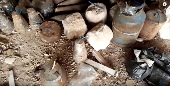 IEDs from Al Bab (2)