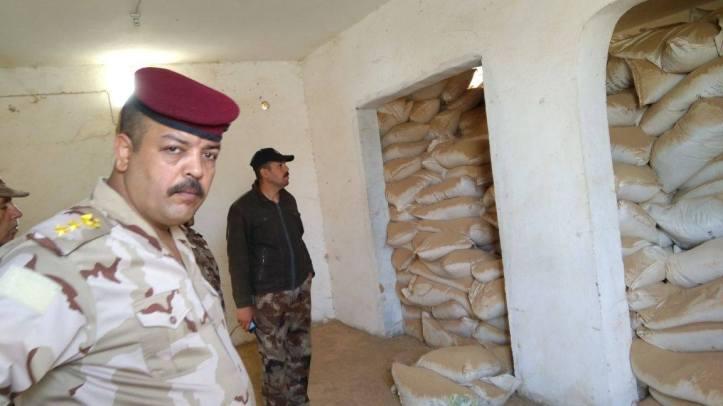 Iraq 3000 bags of urea fertilizer (2)
