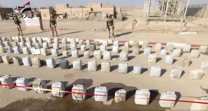 Iraq IEDs 11-18-17