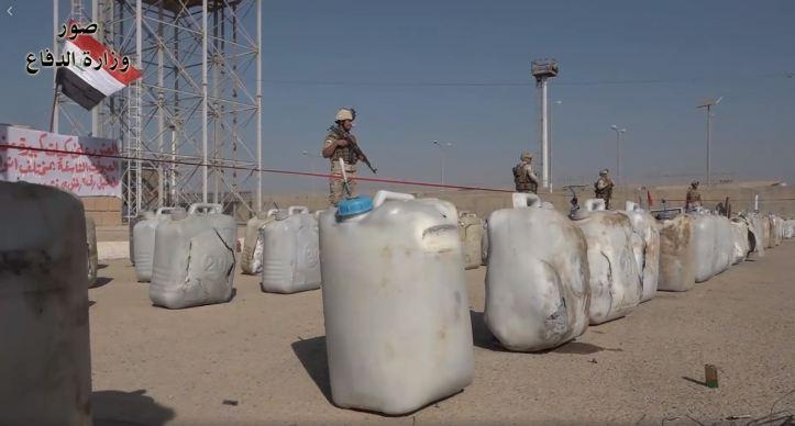 Iraq IEDs 555