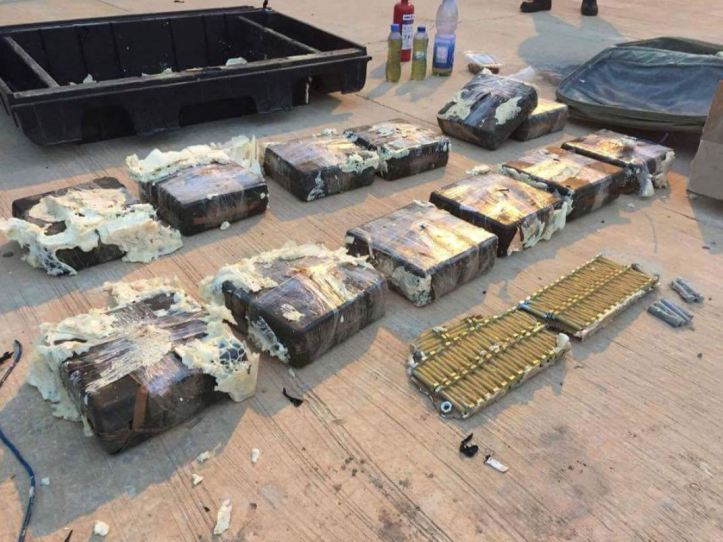 #Libya Failed to detonate device, allegedly packed w154kg of explosives, visually 12 PRB M3 = 81.6kg #ISIS #Misrata (4)#VBIED that failed to detonate outside #Misrata courthouse #ISIS al