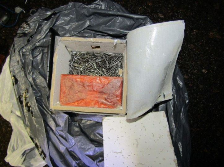 Ukrainian authorities seize IED from individual accused of plotting terrorist attacks in Luhansk (3)