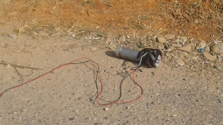A Bomb disposal team from Nepali Army defused Improvised Explosive Devices (IEDs) placed at Jeevanpur, Dhunibesi Municipality-4 and Jiljulari-5, Dhading on November 26, 2017 (1)