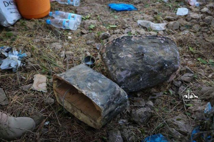 Taiz Stone IED yemen houthis