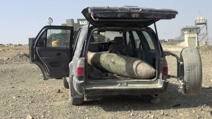 2 Daesh men killed, car bomb seized in Nangarhar By Yousuf Zarifi on 05 April 2018 JALALABAD (Pajhwok) Two Daesh rebels were killed and an explosives-laden vehicle seized during a raid i
