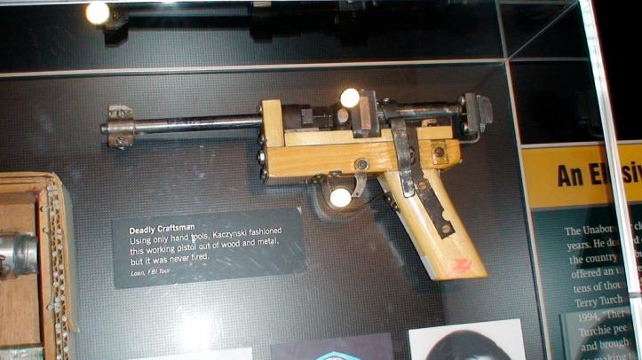 unabomb gun